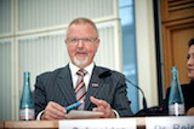 ZVDH-Präsident Schneider beim ZDH-Unternehmerforum