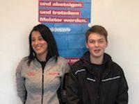 DACH+HOLZ International 2018: ZVDH-Jugendbotschafter unterwegs