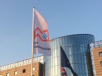 Dachdecker-Fahne