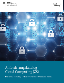 Anforderungskatalog Cloud Computing
