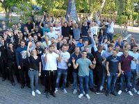 Neue Ziele für 97 junge Dachdecker/innen