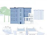 Entsorgung von EPS-Dämmstoffen