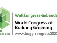 Weltkongress Gebäudegrün auf den 28.-30. September 2021 verschoben