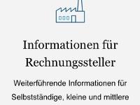 E-Rechnung bei öffentlichen Aufträgen bald Pflicht
