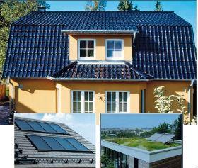 Eine-Million-Dächer-Sanierungsprogramm